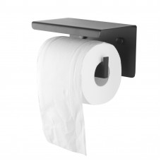 Ottimo Nero Black Toilet Paper Holder Toilet Roll Holder