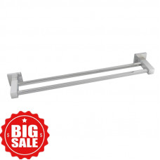 Ottimo Chrome Double Towel Rails 600mm