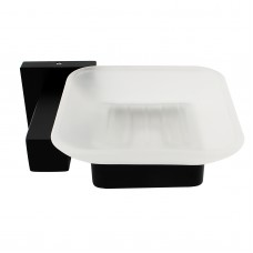 Ottimo Nero Black Soap Dishes Holder