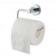 Euro Round Chrome Toilet Paper Roll Holder