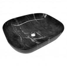 485*395*145mm Bathroom Rectangle Above Counter Ceramic Wash Basin