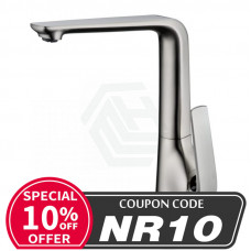Esperia Brushed Nickel Kitchen Sink Mixer Tap Solid Brass