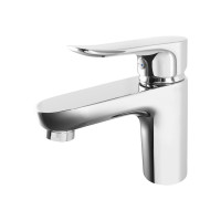 Waterfall  Bathroom Chrome Basin  Mixer  Tap