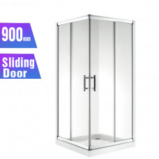 900*900*1930mm Sliding door Square Shower Box