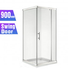 900*900*1900mm Swing door Square Shower Box