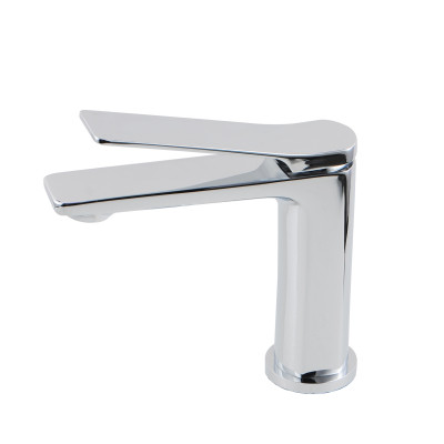 Rumia Chrome Basin Mixer Bathroom FaucetFA0128