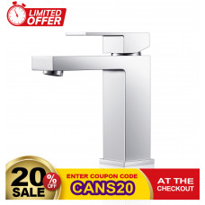 Ottimo Chrome Bathroom Basin Mixer Tapware