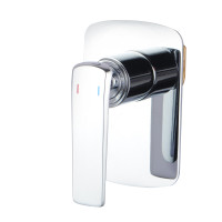 Norico Eden Chrome Shower/Bath Wall Mixers Tapw..