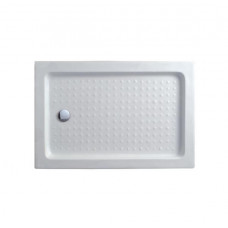800*1200 Rectangle 4 Lips Tray-Side Waste Shower Tray