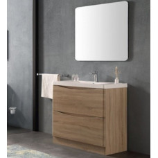 1200mmx450mmx850mm HARMONIA FLOOR STANDING SINGLE VANITY