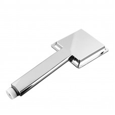 Chrome Square Hand held Shower Hand Shower Head Only