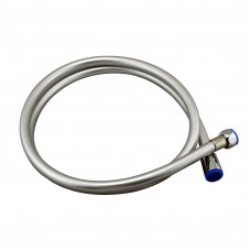 Silver PVC Shower Hose 1500mm