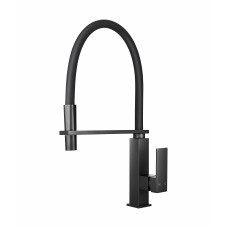 Ottimo Black Kitchen/Laundry Sink Mixer Taps Swivel Kitchen Tapware