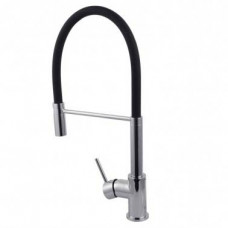 Euro Round Chrome Kitchen Sink Mixer Tap