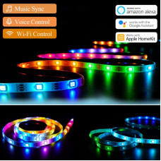 LifeSmart Cololight Strip Light Homekit 2 Meters -60 LEDS/Meter