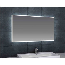 1200x750mm Rectangle Shape LED Mirror with Demister