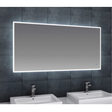 1500x750mm Rectangle Shape LED Mirror with Demister