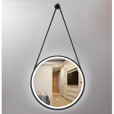 700mm Round Shape LED Mirror with Demister