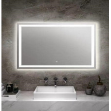 1200x700mm Rectangle Shape LED Mirror with Demister