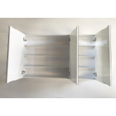1200 x 720 x 150mm Bathroom PVC Mirror Cabinet Perfume Cabinet