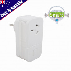 Wi-Fi Smart Plug Remote Control Intelligent Power Socket