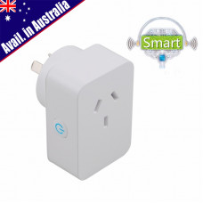 Wi-Fi Smart Plug Intelligent Remote Control Wireless Wall Socket