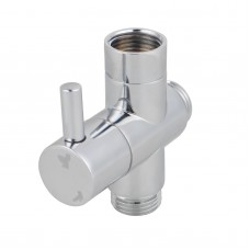Brass Toilet Bidet Spray Diverter Toilet Taps Toilet Diverter Valve