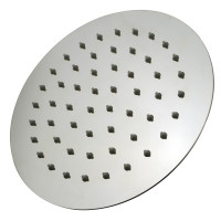 300mm Height Chrome Round Twin Shower Set Top W..