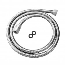 Flexible Shower Hose Chrome 1500mm