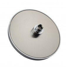 "200mm 8"" ABS Round Chrome Rainfall Shower Head"