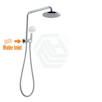 300mm Height  Round Twin Shower Set with ABS To..