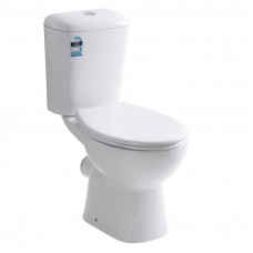 645x370x800mm Watermark Rimless Back To Wall Two pieces Toilets with P..