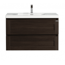 1200x500x500mm Wall Hung 2 Drawers Vanity