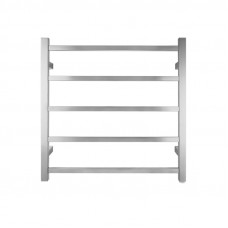 530x600x120mm Square  Electric Heated Towel Rack 5 Bars