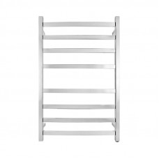 912x620x120mm Chrome Electric Heated Towel Rack 8 Bars